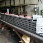 steel stairs fabricating