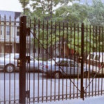 steel fences gates