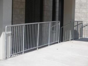 railing guard