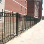 commerical industrial guardrailings