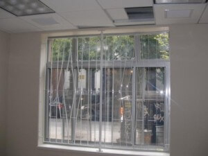 window guard steel