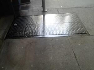 cellar door steel