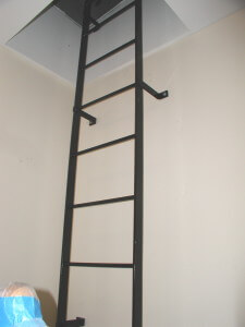 Fixed Roof Ladders City Steel Products