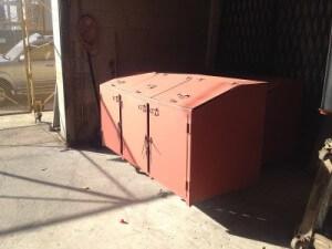 garbage pail bin