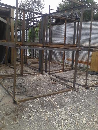frame steel