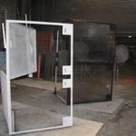 fabricating steel